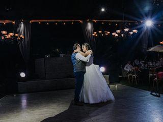 La boda de Fabiola y Joaquín