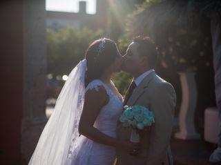 La boda de Deici y Brayan 2