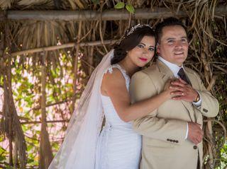 La boda de Deici y Brayan 3