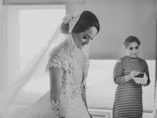 La boda de Issa y Paco 1