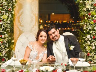 La boda de Issa y Paco