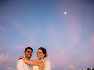 La boda de Mery y Seenu 1