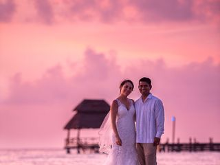 La boda de Mery y Seenu 2