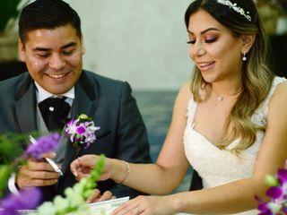 La boda de Lisset y Eduardo