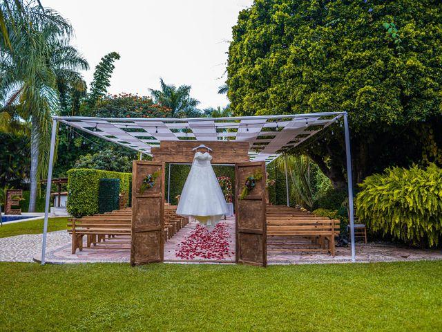 La boda de Joaquín y Fabiola en Cuernavaca, Morelos 4