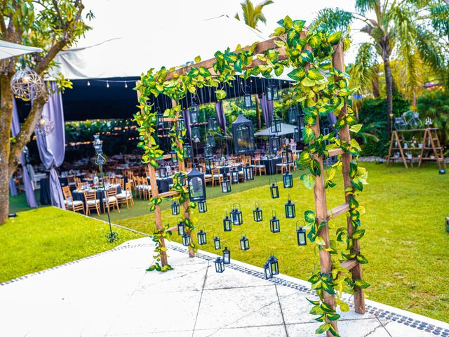 La boda de Joaquín y Fabiola en Cuernavaca, Morelos 11