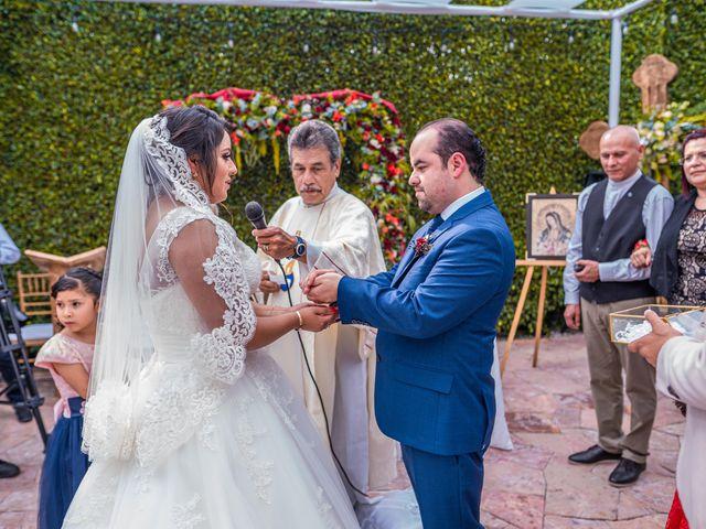 La boda de Joaquín y Fabiola en Cuernavaca, Morelos 16
