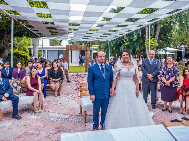 La boda de Joaquín y Fabiola en Cuernavaca, Morelos 18