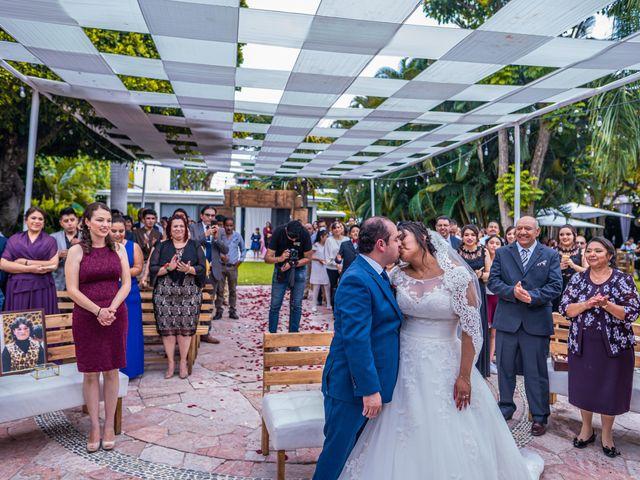 La boda de Joaquín y Fabiola en Cuernavaca, Morelos 19