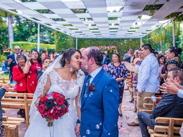 La boda de Joaquín y Fabiola en Cuernavaca, Morelos 21