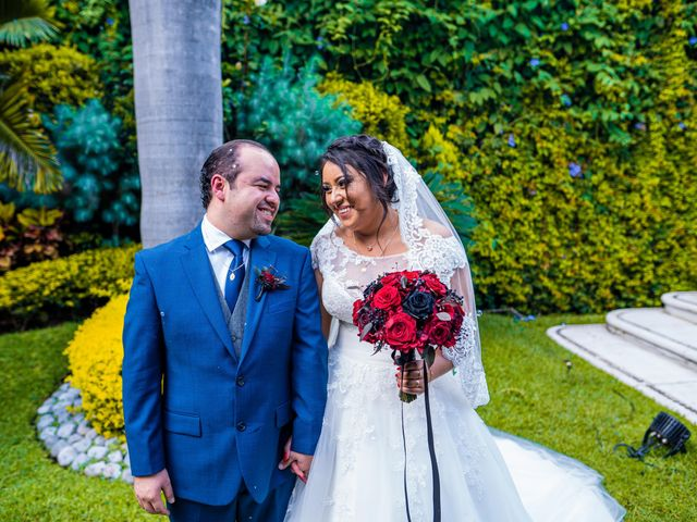 La boda de Joaquín y Fabiola en Cuernavaca, Morelos 22