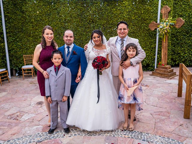 La boda de Joaquín y Fabiola en Cuernavaca, Morelos 23