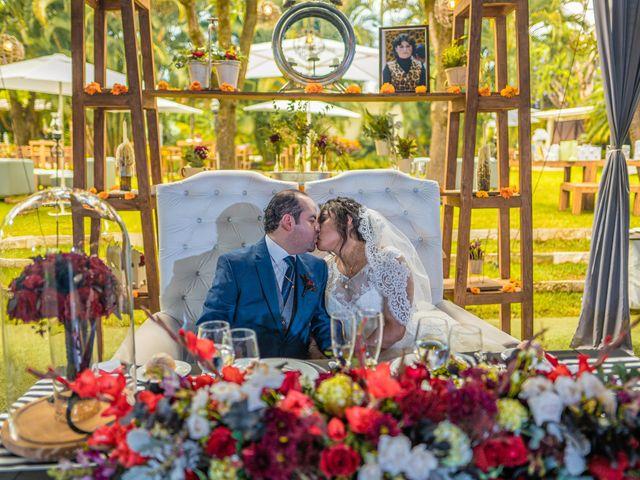 La boda de Joaquín y Fabiola en Cuernavaca, Morelos 27