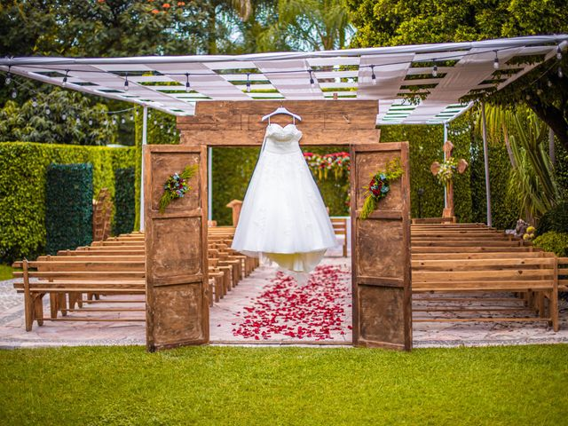 La boda de Joaquín y Fabiola en Cuernavaca, Morelos 35