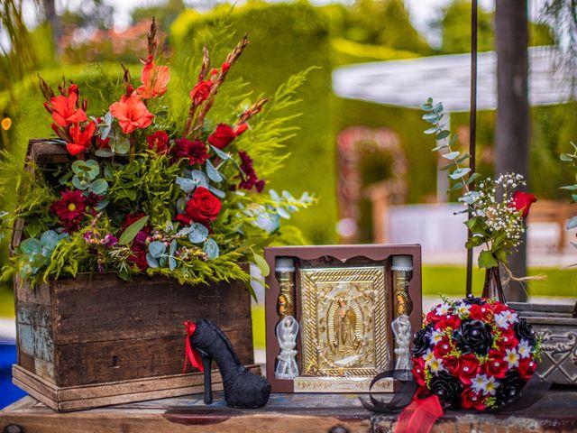 La boda de Joaquín y Fabiola en Cuernavaca, Morelos 36