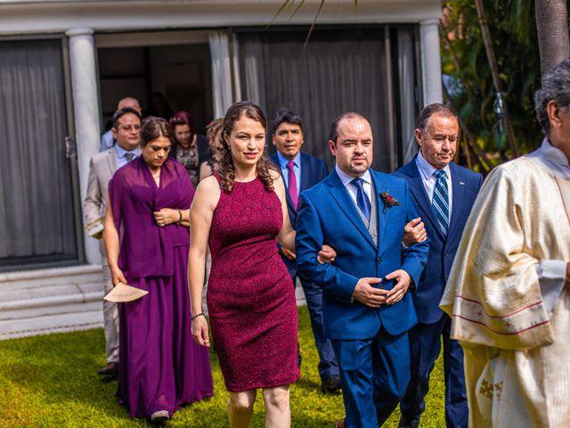 La boda de Joaquín y Fabiola en Cuernavaca, Morelos 52