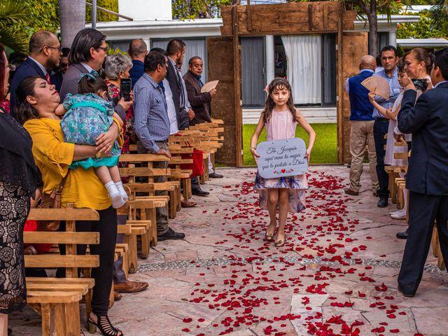La boda de Joaquín y Fabiola en Cuernavaca, Morelos 55