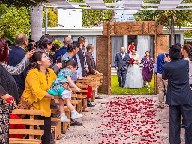 La boda de Joaquín y Fabiola en Cuernavaca, Morelos 56