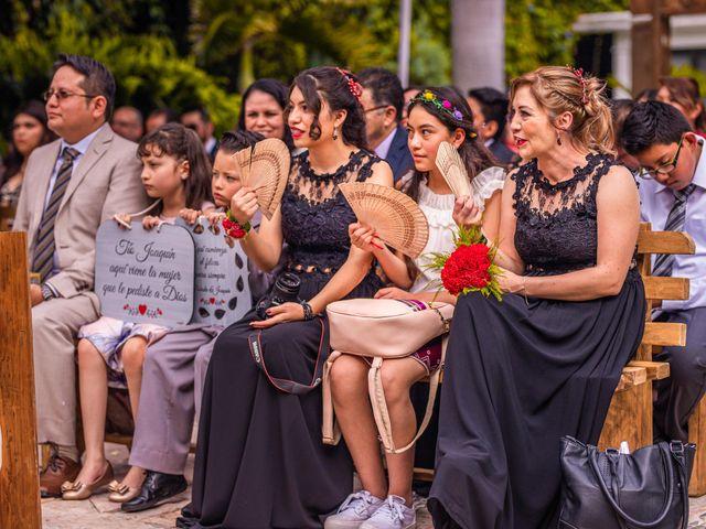 La boda de Joaquín y Fabiola en Cuernavaca, Morelos 63