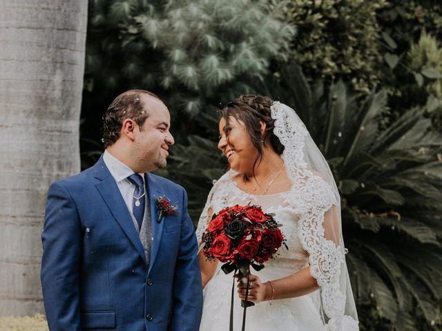 La boda de Joaquín y Fabiola en Cuernavaca, Morelos 82