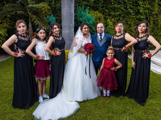 La boda de Joaquín y Fabiola en Cuernavaca, Morelos 84