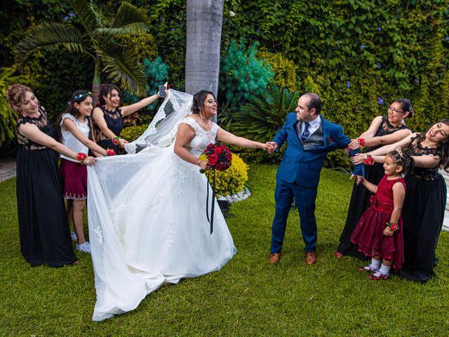 La boda de Joaquín y Fabiola en Cuernavaca, Morelos 85