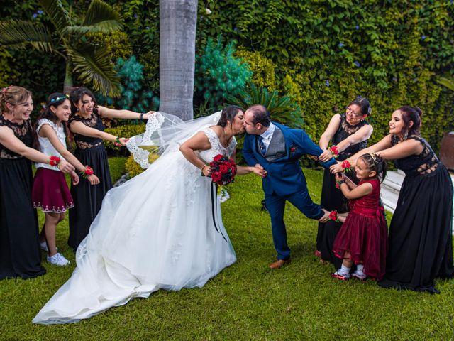 La boda de Joaquín y Fabiola en Cuernavaca, Morelos 86