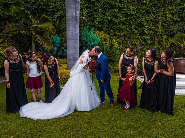 La boda de Joaquín y Fabiola en Cuernavaca, Morelos 87
