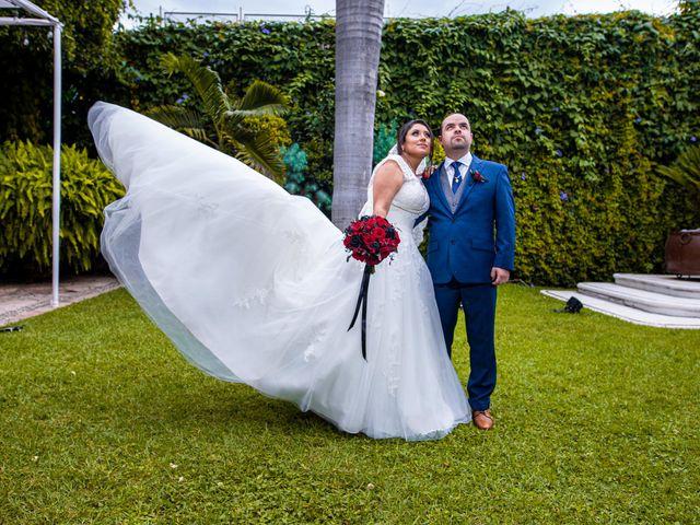 La boda de Joaquín y Fabiola en Cuernavaca, Morelos 89