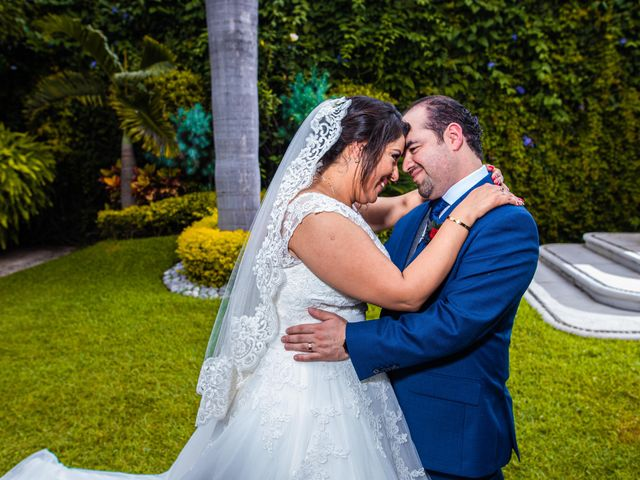 La boda de Joaquín y Fabiola en Cuernavaca, Morelos 90