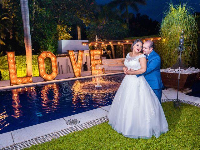 La boda de Joaquín y Fabiola en Cuernavaca, Morelos 95