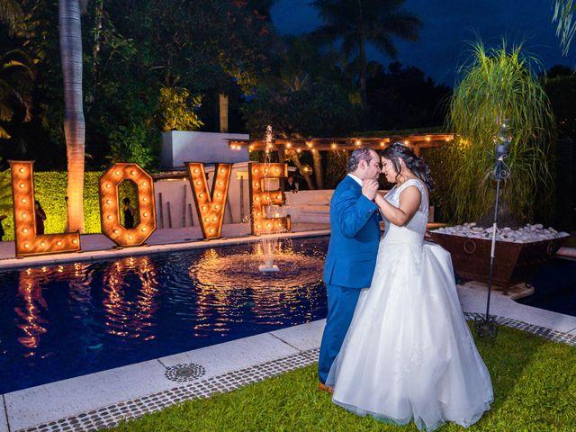 La boda de Joaquín y Fabiola en Cuernavaca, Morelos 116