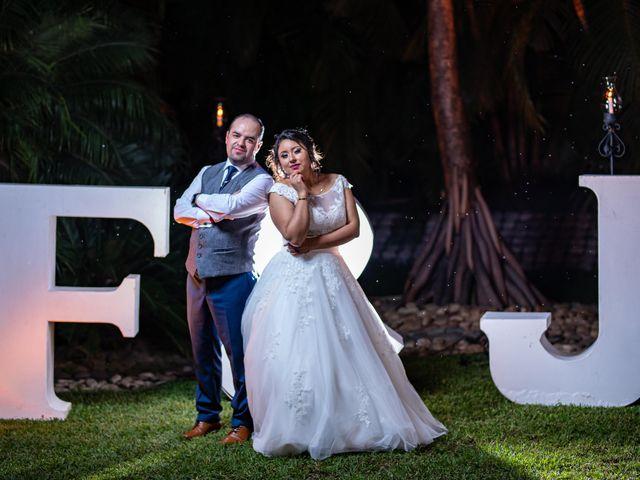 La boda de Joaquín y Fabiola en Cuernavaca, Morelos 1