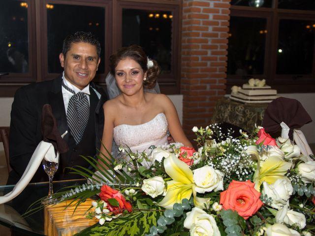 La boda de Edna y Alán