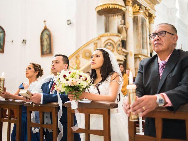 La boda de Antoni y Rosa en Texcoco, Estado México 11