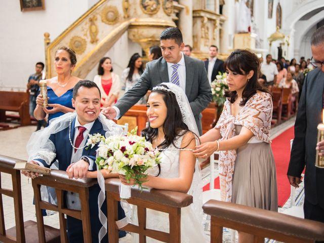 La boda de Antoni y Rosa en Texcoco, Estado México 12