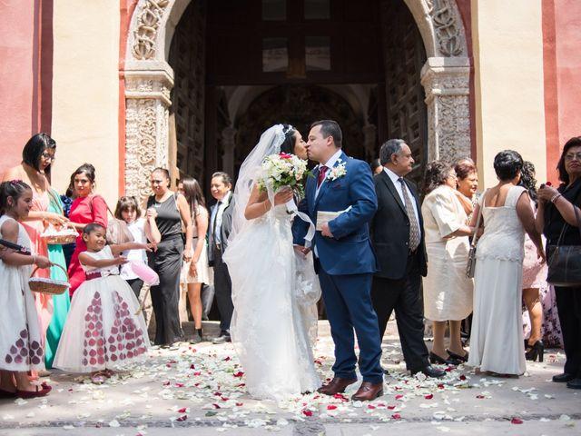 La boda de Antoni y Rosa en Texcoco, Estado México 13
