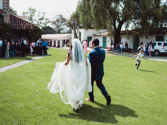 La boda de Antoni y Rosa en Texcoco, Estado México 15