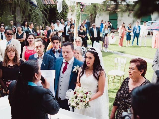 La boda de Antoni y Rosa en Texcoco, Estado México 16
