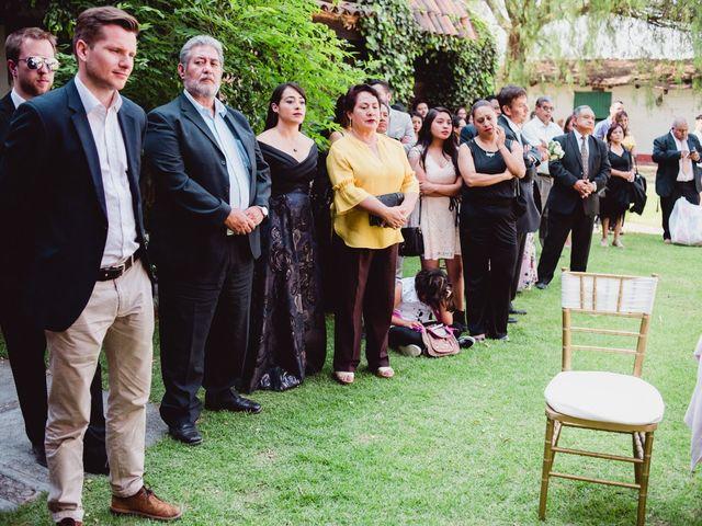 La boda de Antoni y Rosa en Texcoco, Estado México 17