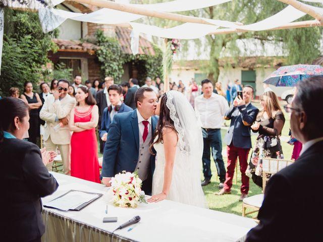 La boda de Antoni y Rosa en Texcoco, Estado México 20