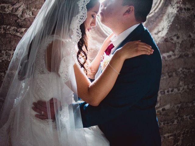 La boda de Antoni y Rosa en Texcoco, Estado México 1