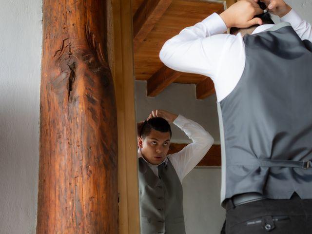 La boda de Diego y Jessica en Valle de Bravo, Estado México 5