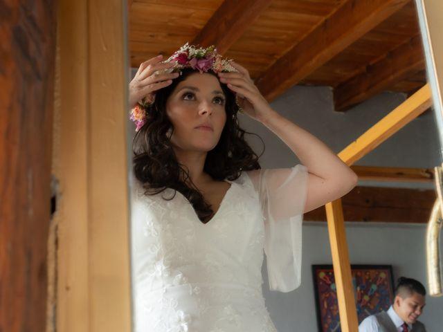 La boda de Diego y Jessica en Valle de Bravo, Estado México 8