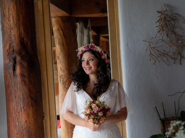 La boda de Diego y Jessica en Valle de Bravo, Estado México 9