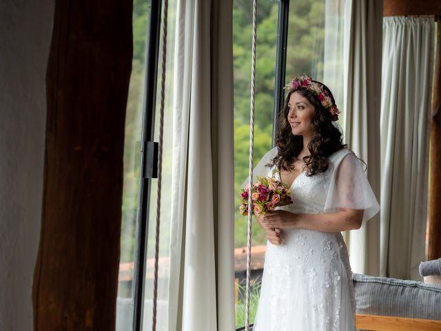 La boda de Diego y Jessica en Valle de Bravo, Estado México 10