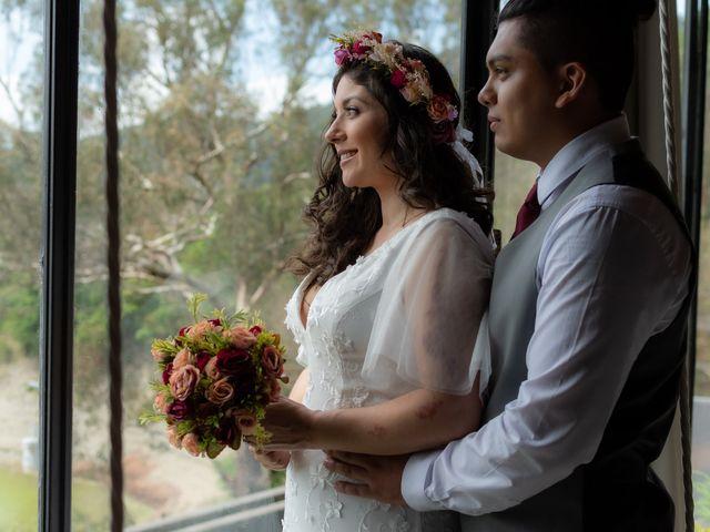 La boda de Diego y Jessica en Valle de Bravo, Estado México 13