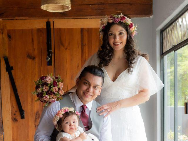 La boda de Diego y Jessica en Valle de Bravo, Estado México 14