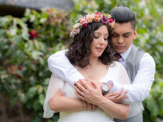 La boda de Diego y Jessica en Valle de Bravo, Estado México 16