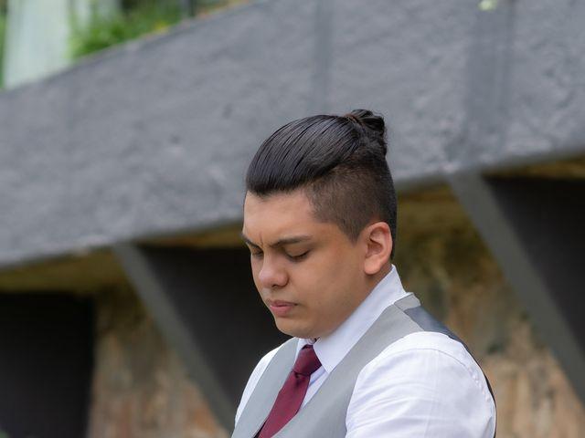 La boda de Diego y Jessica en Valle de Bravo, Estado México 19